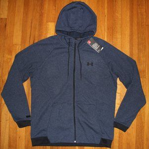 Under Armour Unstoppable Full Zip Hoodie Mens 2XL